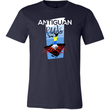 Antiguan Roots Antigua, Barbuda Pride Tree of Life T-Shirt