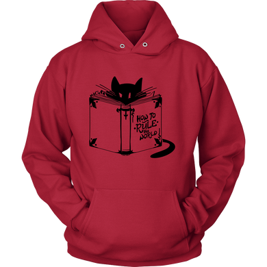 How To Rule The World' I Love Cats Hoodie
