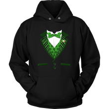 Green Costume Funny Irish St Patricks Day Hoodie