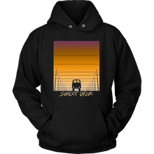 Sunset Drive' Evening Hoodie