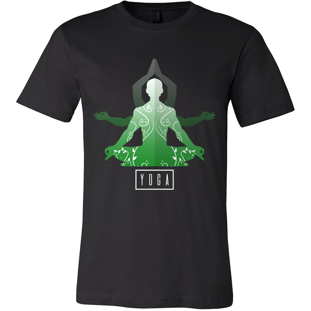 Love Yoga, Gym Workout, Spiritual Fitness T-shirt