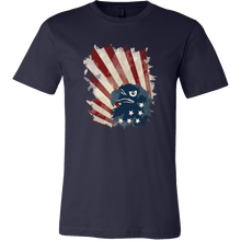 American Eagle USA Flag Patriotic Independence Day T-shirt