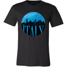 Italy Skyline Horizon Sunset Love Everything Italian T-shirt