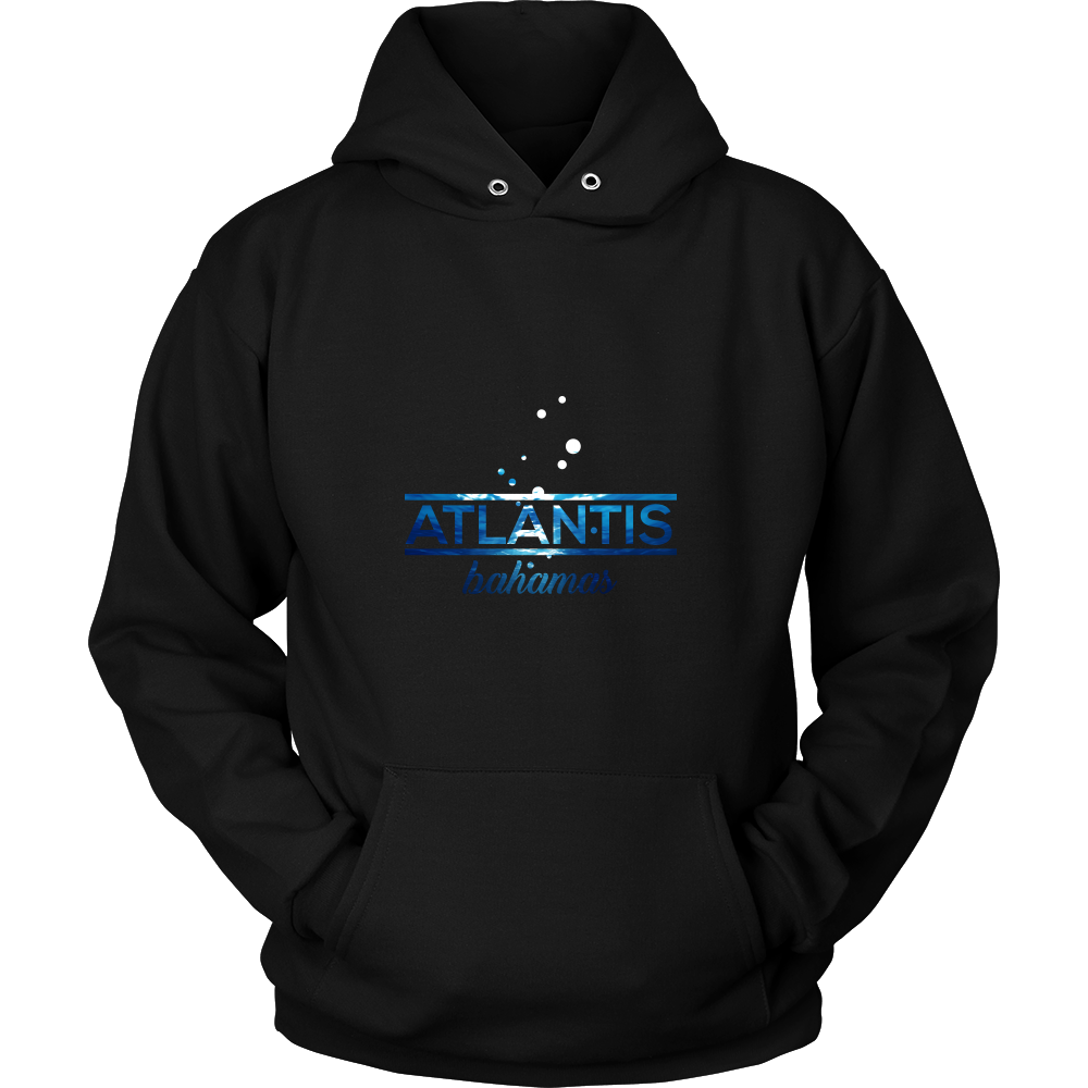 Bahamas Atlantis, Beach, Sea and Sun Underwater Tank top or Hoodie