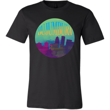 Bujumbura Skyline Horizon Sunset Love Burundi Gift T-shirt