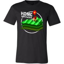 Kentucky State is my Home, US American Pride T-shirt