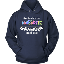 Awesome Grandpa - Gifts for Granddad,Grandfather Men Hoodie