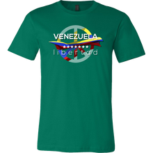 Venezuela, Libertad Venezuelan Peace Sign Flag Country T-shirt