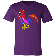 Rooster Cockerel Bird Chinese New Year Animal T Shirt