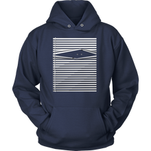 Peeking Person Peek Away Funny Hoodie