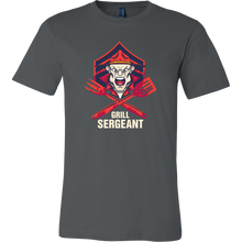 Grill Sergeant BBQ Chef Party Premium T-Shirt
