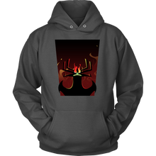 Shape Shifting Master of Darkness TV Movie Hoodie