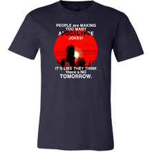 Joke Novelty Gift T Shirts,End of The World Apocalypse Jokes Tee shirt