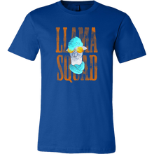 Llama Squad Cute and Funny Love Llamas Animal T-shirt