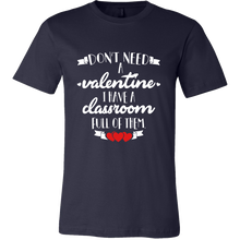 Teachers Valentine Day T-Shirt