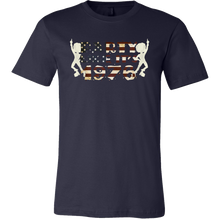 Party Likes It's 1976 USA Funny American 4th Of July T Shirt