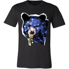 Graphic Honey Bear Design Tshirt