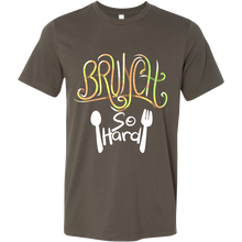 Brunch so Hard Quotes Tshirts