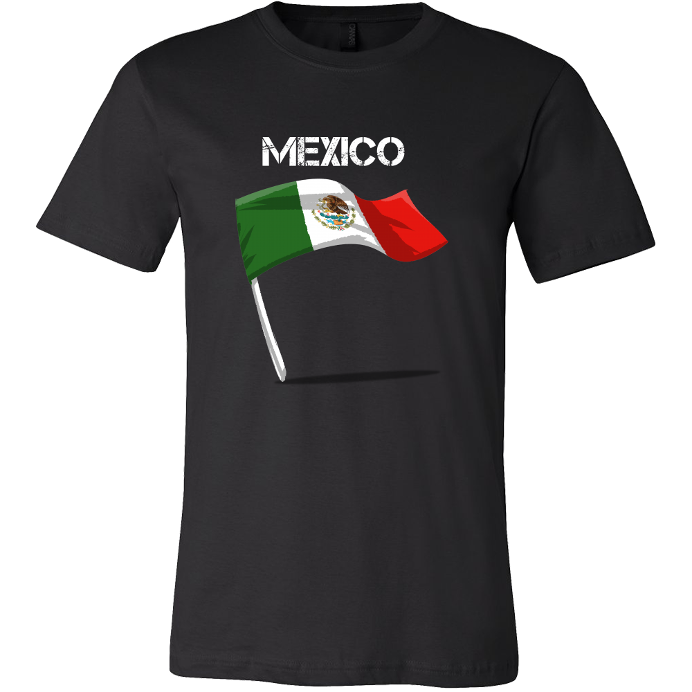 Mexico T-Shirt State Flag Graphic Country Shirt