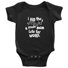 Baby Onesie Funny Quote I Hid the Car Keys!