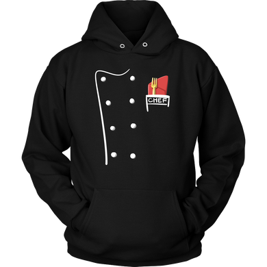 Cute Chef Top Chef Hoodie