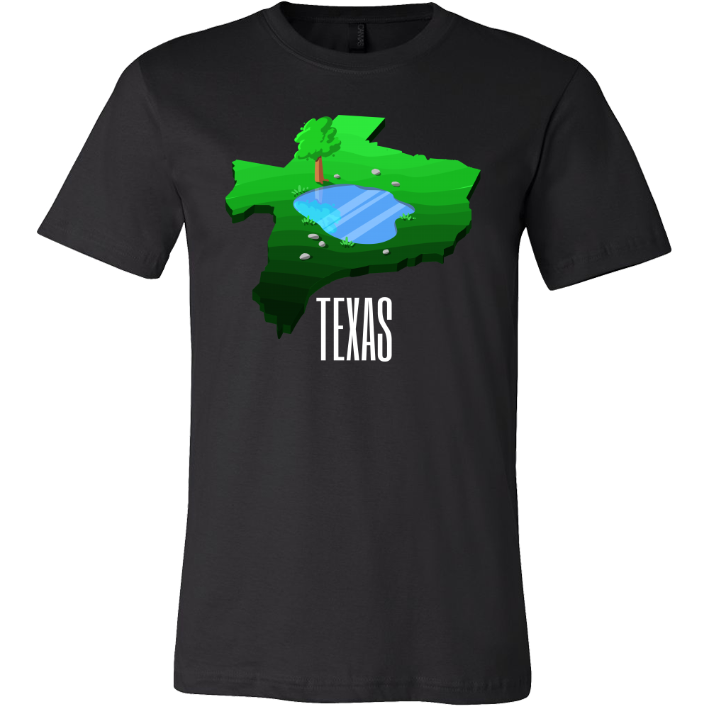 Texas USA Is My Home,Love Texas T-Shirt