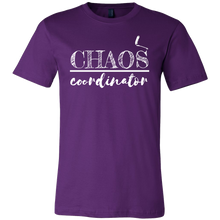 Chaos Coordinator Funny Teachers, Bosses T-shirt