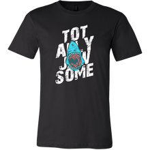Totally Jawsome Funny Shark Sea Fish T-shirt