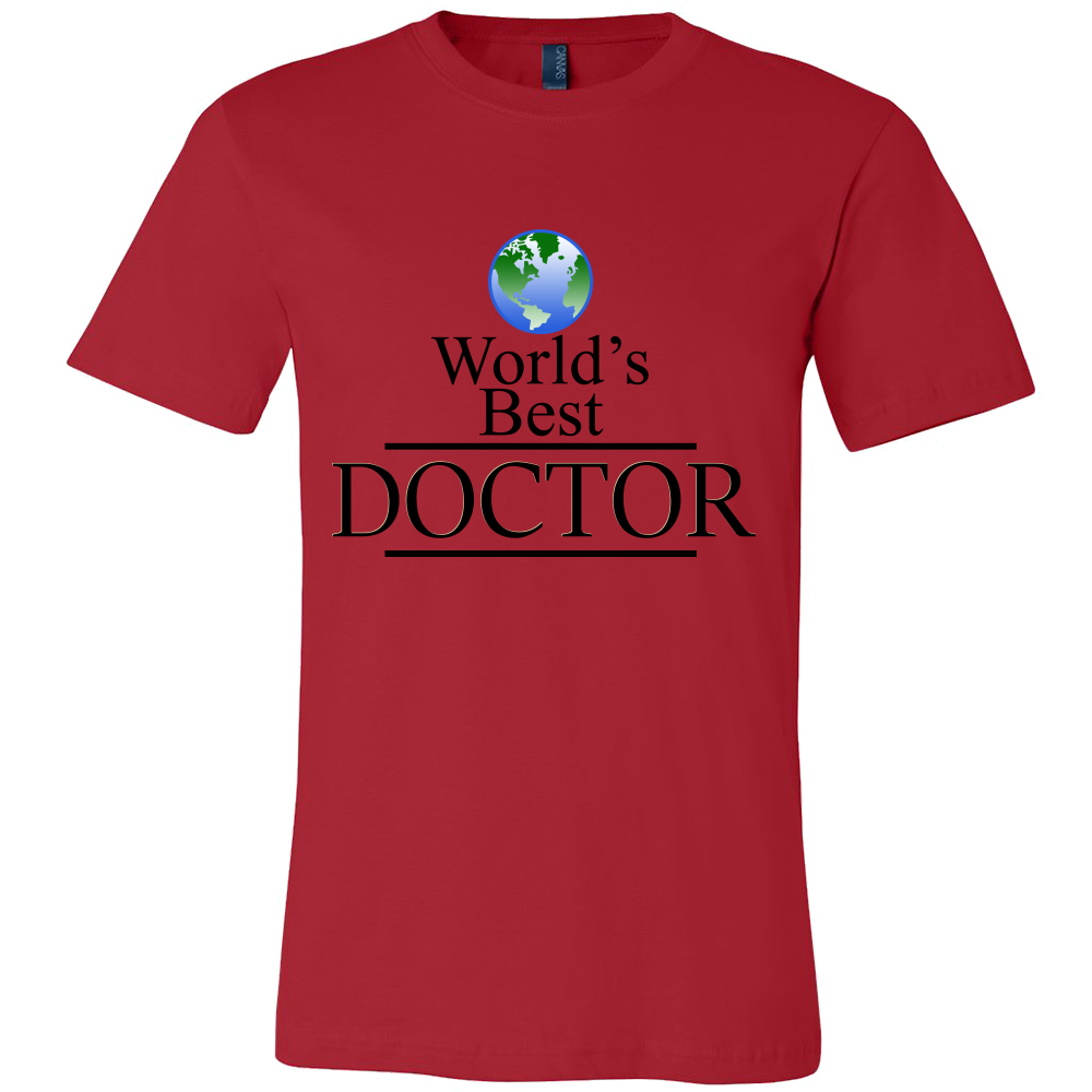 World's Best Doctor Doctors Medical Tee Shirt