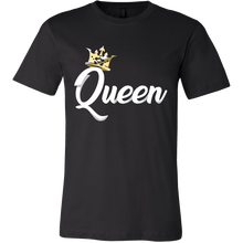 Queen Tshirt crown - Stunning Design for any Queen