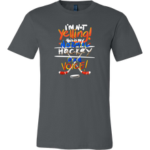 Hockey Dad Funny Hockey Sports Gift T-shirt