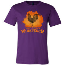 Funny Chicken Whisperer Farmers Animal T-shirt