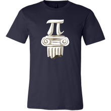 Captain Pi Math Funny Nerdy Baby T Shirt