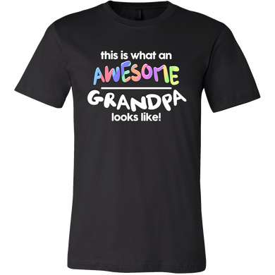 Awesome Grandpa - Gifts for Granddad,Grandfather Men T-Shirt