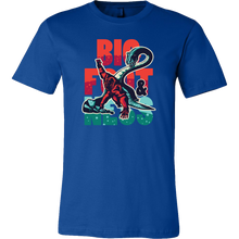 BigFoot and Loch Ness Monster Myth Funny T-shirt
