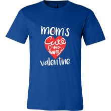 Mom's Cute and Sweet Valentine Love T-shirt
