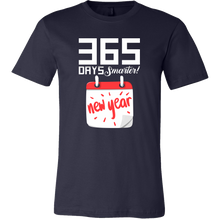 365 Days Smarter New Year Smart and Witty T-shirt