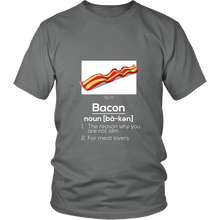 Bacon,Food Lovers,Bacon Addict Love to Eat T-shirt