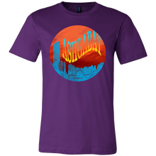 Ashgabat Skyline Horizon Sunset Love Turkmenistan Gift T-shirt