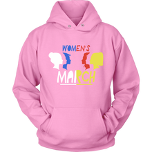 International Women's Day Women's March Parade Hoodie