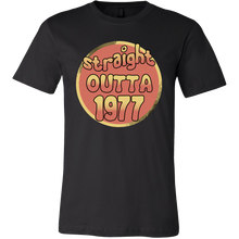 40th Birthday,Straight Outta 1977,Forty B-day T-shirt T-Shirt