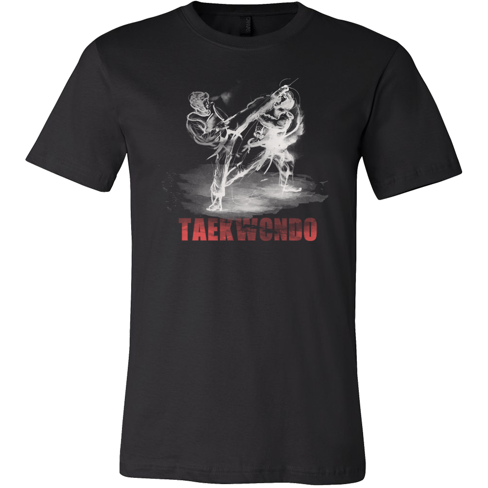 Taekwondo Martial Arts Karate Kung Fu T-shirt