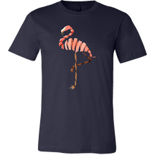 Beautiful Pink Flamingo Animal T Shirt