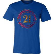 21st Birthday,Born in 1996,Twenty One B-day Limited Edition T-shirt