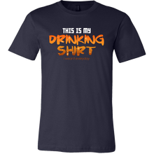 This is My Drinking Shirt Everyday Beer Lovers Drinking T-shirt