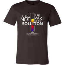 Earth Planet Day March for Science 2017 Solution T-Shirt