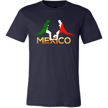 Mexico Soccer Mexican Football Sports Premium T-Shirt