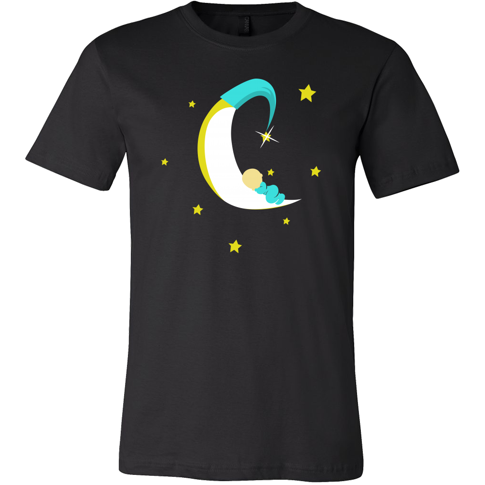 Goodnight Moon Sweet Dreams Lullaby Premium T-shirt