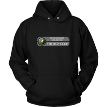 'Achievement Unlocked - FATHERHOOD' Father to be Hoodie