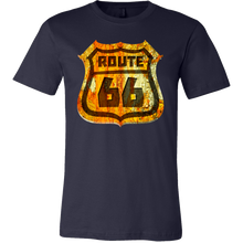 Route 66 Historical Tourist USA Souvenir Gift T Shirt